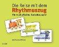 Die Reise mit dem Rhythmuszug. Kartenspiel - Tamara Scheps
