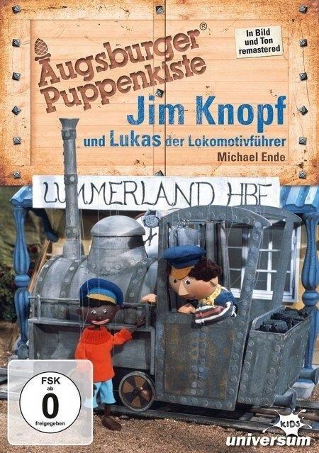 Augsburger Puppenkiste - Jim Knopf und Lukas, der Lokomotivführer -