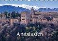 Andalusien (Wandkalender 2017 DIN A3 quer) - Michael Fahrenbach