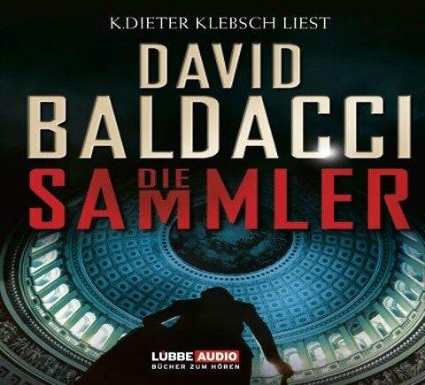 Die Sammler - David Baldacci
