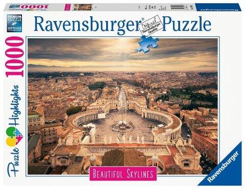 Rome. Puzzle 1000 Teile -