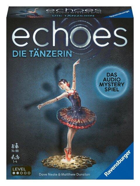 echoes Die Tänzerin -