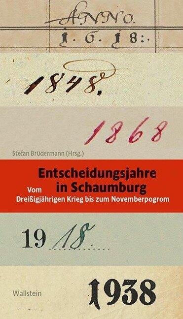 Entscheidungsjahre in Schaumburg