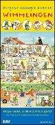 Wimmlingen 2019 - DUMONT Mega-Familienkalender mit 7 Spalten -