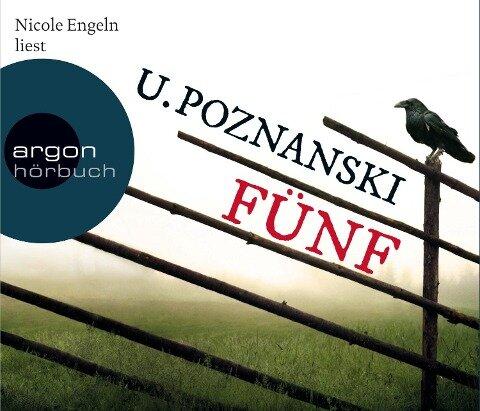 Fünf (Hörbestseller) - Ursula Poznanski