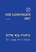 Die Losungen für Deutschland 2017 Ursprachenausgabe -