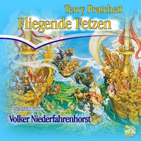 Fliegende Fetzen - Terry Pratchett