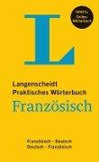 Langenscheidt Praktisches Wörterbuch Französisch - Buch mit Online-Anbindung -