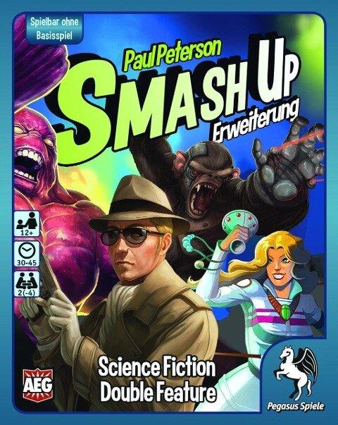 Smash Up: Science Fiction Double Feature -
