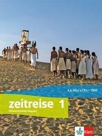 Zeitreise. Schülerbuch 5/6. Ausgabe Nordrhein-Westfalen ab 2017 -