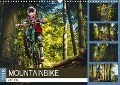 Mountainbike Action (Wandkalender 2018 DIN A3 quer) - Dirk Meutzner