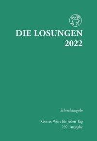Die Losungen für Deutschland 2022 - Schreibausgabe -