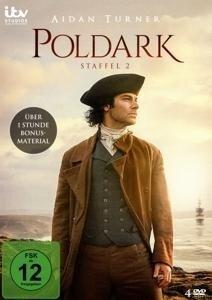 Poldark-Staffel 2 (Standard Edition) - Poldark