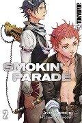 Smokin' Parade 02 - Jinsei Kataoka, Kazuma Kondou