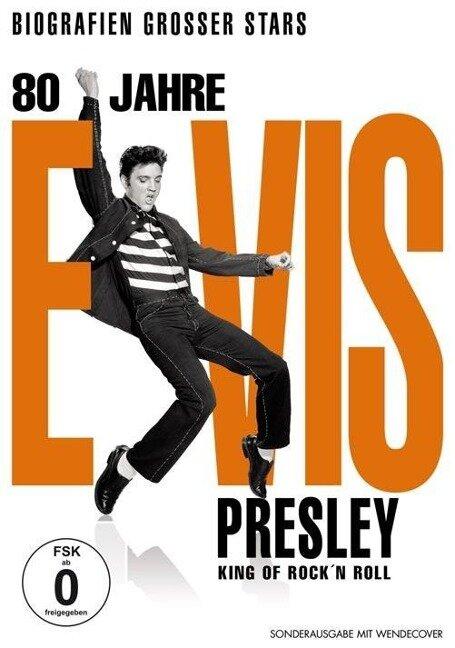 Elvis Presley - 80 Jahre - Das Jubiläumsjahr. Limitierte Sonderausgabe -