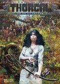 Thorgal - Die Welten von Thorgal. Kriss de Valnor 06. Die Insel der verlorenen Kinder - Roman Surzhenko