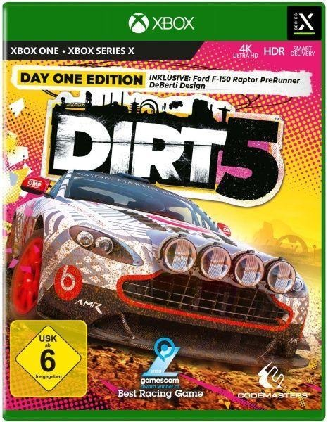DIRT 5 - Day One Edition (XBox ONE) -