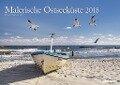 Malerische Ostseeküste 2018 Wandkalender -