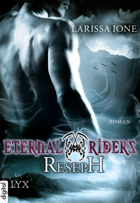 Eternal Riders 04. Reseph - Larissa Ione