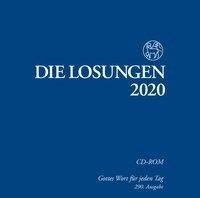 Die Losungen 2020 Deutschland / Losungs-CD -