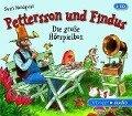 Pettersson und Findus - Die große Hörspielbox (3 CD) - Sven Nordqvist, Frank Oberpichler, Dieter Faber