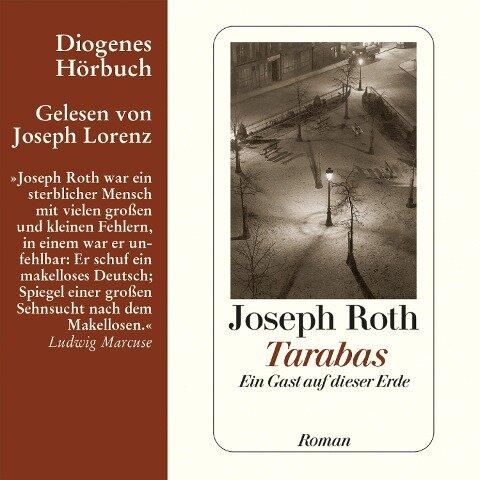 Roth, J: Tarabas -