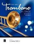 Trombone on Stage - Robert Hudson