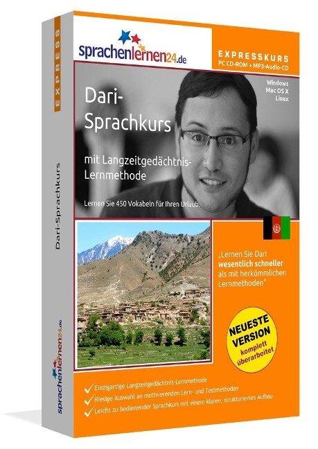 Sprachenlernen24.de Dari-Express-Sprachkurs -