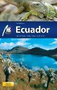 Ecuador Reiseführer Michael Müller Verlag - Volker Feser