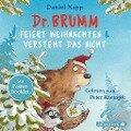 Dr. Brumm feiert Weihnachten / Dr. Brumm versteht das nicht - Daniel Napp