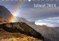 Island 2018 (Wandkalender 2018 DIN A3 quer) - Dr. Oliver Schwenn