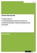 Umsetzung der UN-Behindertenrechtskonvention in Niedersächsischen Sportverbänden und Vereinen - Tomasz Kumaszynski
