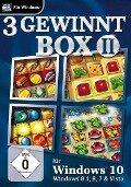 3 GEWINNT BOX II für Windows Vista/7/8/10 -