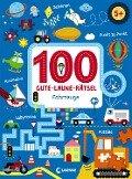 100 Gute-Laune-Rätsel - Fahrzeuge -