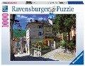 Im Piemont, Italien. Puzzle 1000 Teile -