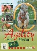 Agility mit Pferden - der Film. DVD-Video - Nina Steigerwald