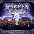 Live At Wacken 2013 - Various