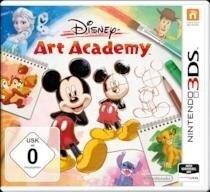 Disney Art Academy. Für Nintendo 3DS -