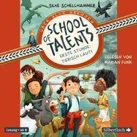 School of Talents 1: Erste Stunde: Tierisch laut! - Silke Schellhammer