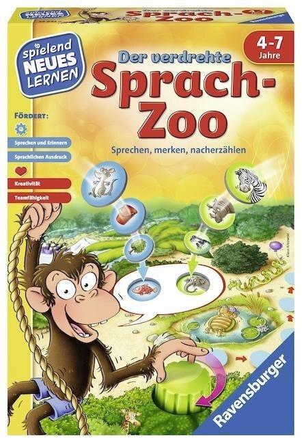 Der verdrehte Sprach-Zoo -