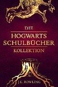 Die Hogwarts Schulbücher Kollektion - J. K. Rowling