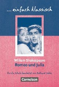 Romeo und Julia. Schülerheft - William Shakespeare