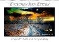 Zwischen den Zeiten - Zeiten der Ruhe und Entspannung (Wandkalender 2018 DIN A2 quer) - Peter Roder