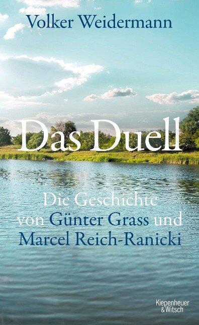 Das Duell - Volker Weidermann