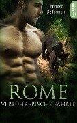 Rome - Verführerische Fährte - Jennifer Dellerman