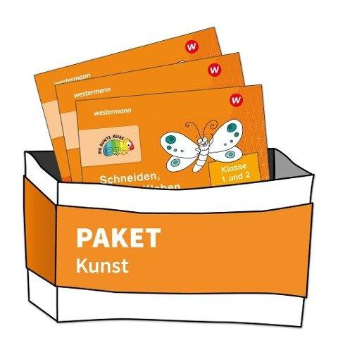 DIE BUNTE REIHE - Kunst. Paket (3 Hefte) -