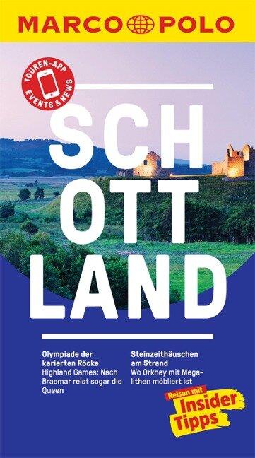 MARCO POLO Reiseführer Schottland - Martin Müller