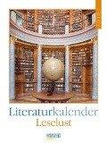 Leselust 2018 Literatur-Wochenkalender -