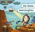 Die kleine Meerjungfrau. CD plus Ausmalheft - Hans Christian Andersen
