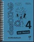 Das Ding Band 4 mit Noten - Kultliederbuch - Bernhard Bitzel, Andreas Lutz